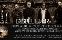 DISBELIEVER – The Dark Days  Release Party