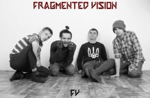 FRAGMENTED VISION in Studio / July 2016