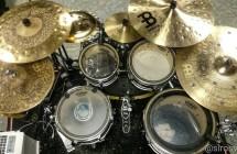 Siros Vaziri Session Drummer