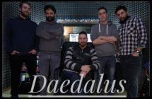DAEDALUS – Late February in Studio