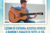 OPEN DAY Corso di Chitarra Acustica